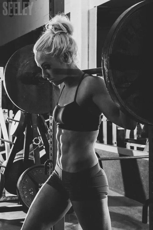 Lift Heavy | Be Strong #gym #motivation