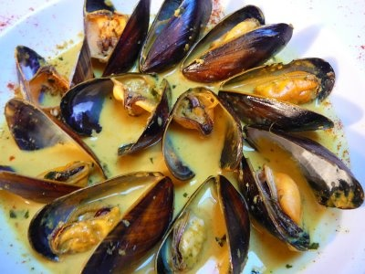 Saffron Mussel Stew | Chefs and Recipes Ideas | Pinterest