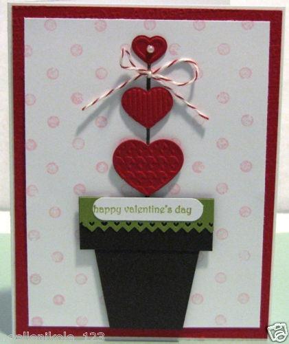 valentine day card kits