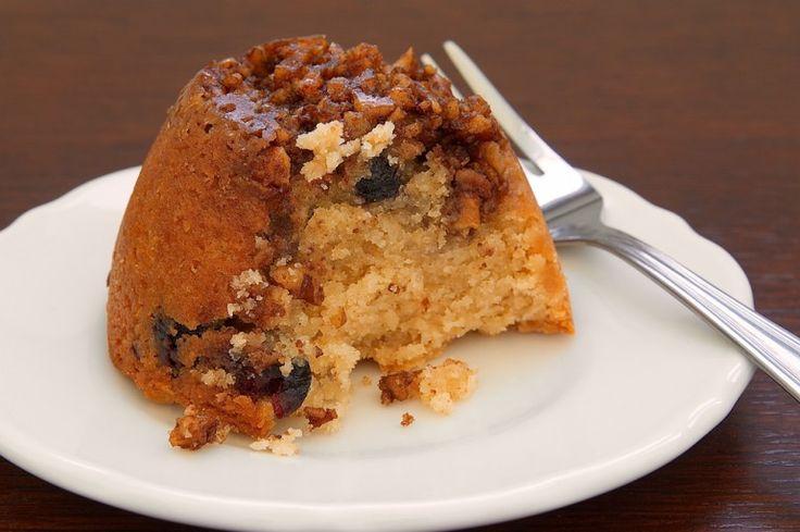 Mini Blueberry Streusel Coffee Cakes | Bake or Break