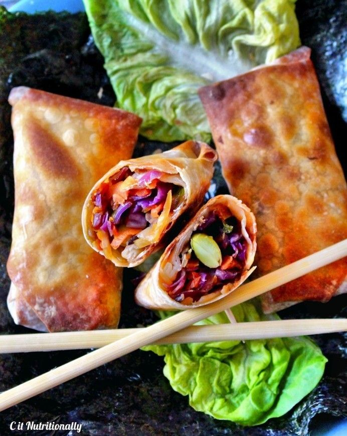 ... rolls baked vegetable egg rolls 14 baked tofu and vegetable egg rolls