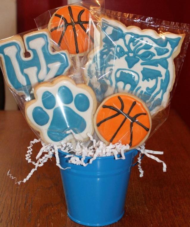 Kentucky Wildcats Basketball Tattoo