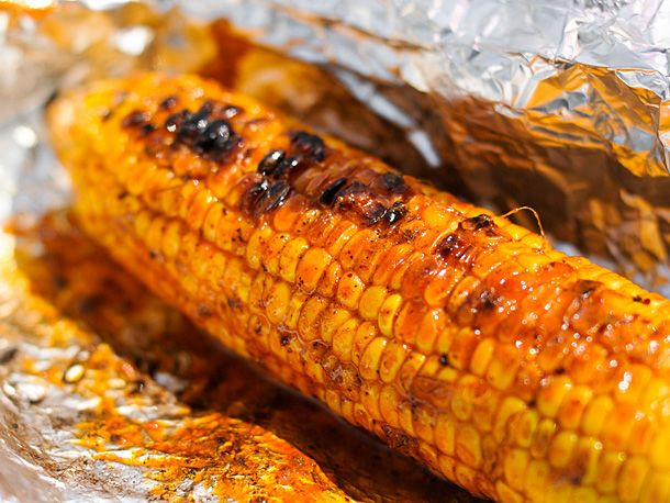 Grilling: Corn with Chili Lime Butter | Serious Eats : Recipes