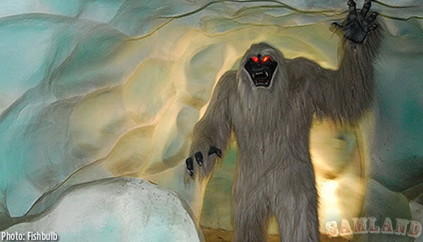 1978 - The Abominable Snowman added to the MatterhornAbominable Snowman Matterhorn