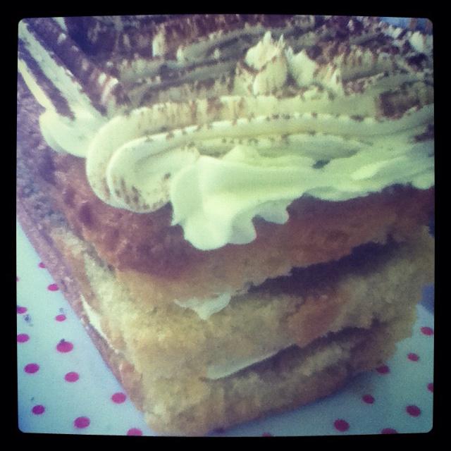 Tiramisu Pound Cake | Loaf Cakes | Pinterest