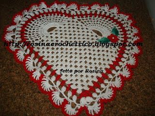 Free Crochet Patterns For Dresser Scarves : crocheted dresser scarf pattern Crochet - free patterns ...