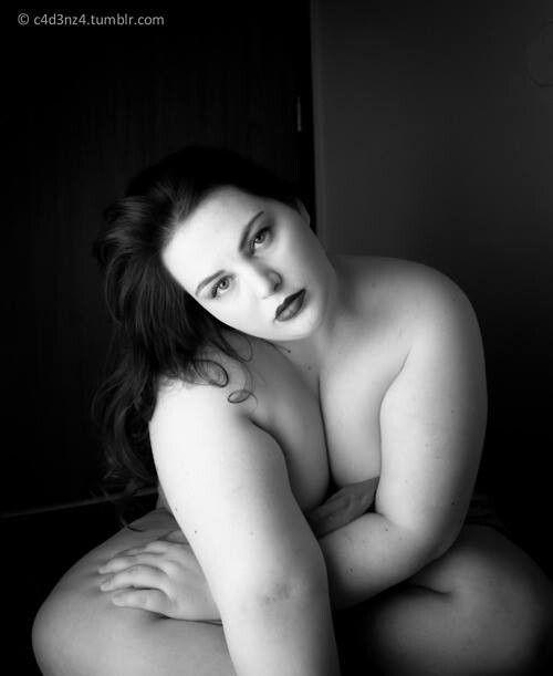 Bbw boudoir photography