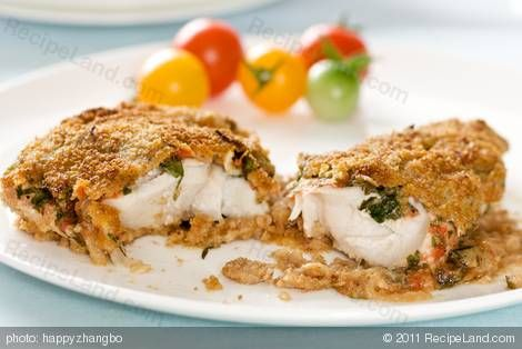 Photo of Spetsioteko Psari (Baked Red Snapper Fish Greek Style)
