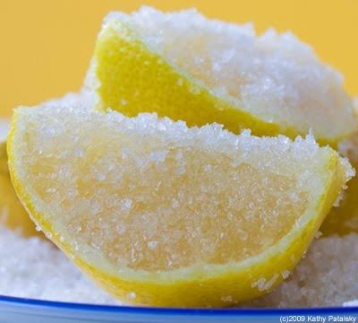 vegan: lemon confit...plus a great health blog