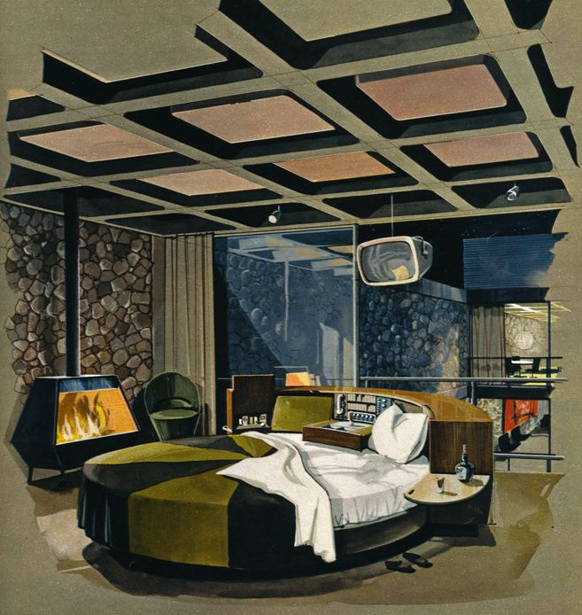 1960s Bachelor Pad That 39 S The Life Pinterest