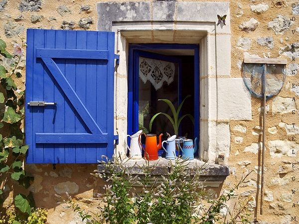 French Country Window Architectural Windows Shutters