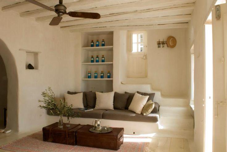 House in Tinos island, Greece