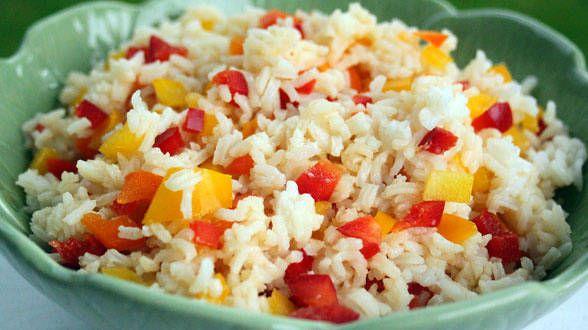 Confetti Rice (Version 2) | Cooking | Pinterest