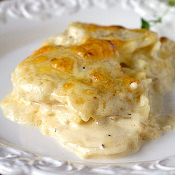 SCALLOPED POTATOES | Food - Side Dishes | Pinterest