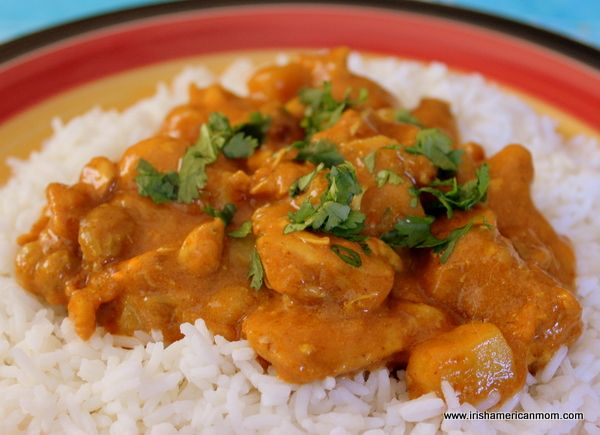 Chicken Curry With Apple And Raisins- popular food in Irelsnd even ...