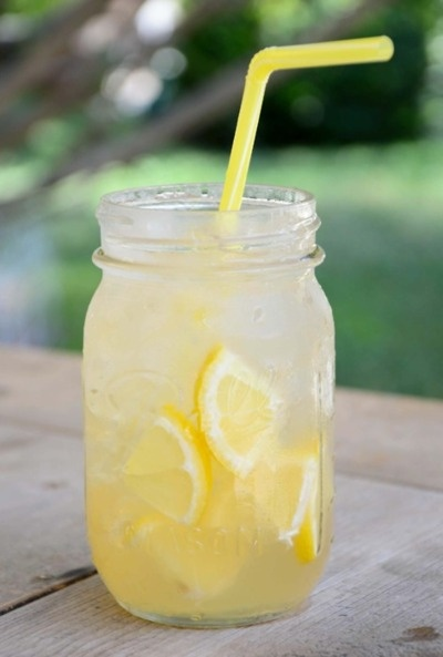 Ginger Lemonade | Nosh | Pinterest