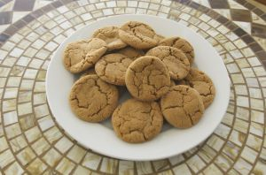 Why we will continue to love bakery ginger molasses in 2016