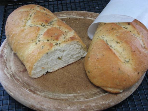 Romano's Macaroni Grill Rosemary Bread | Recipe