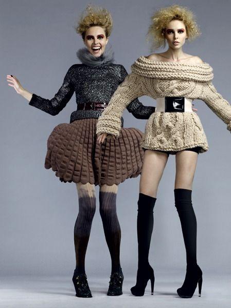 Fashion, knitting, and saving the world 7