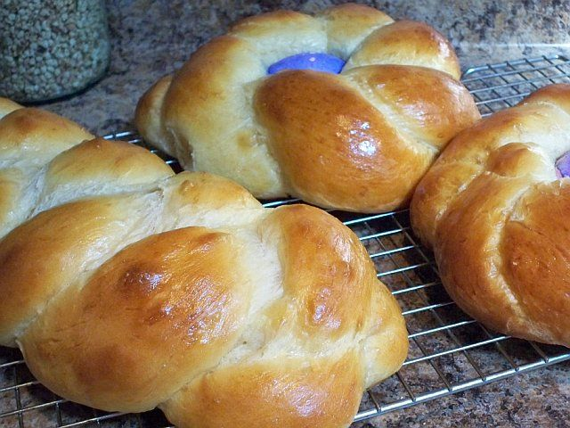 Italian Easter Bread | Recipe