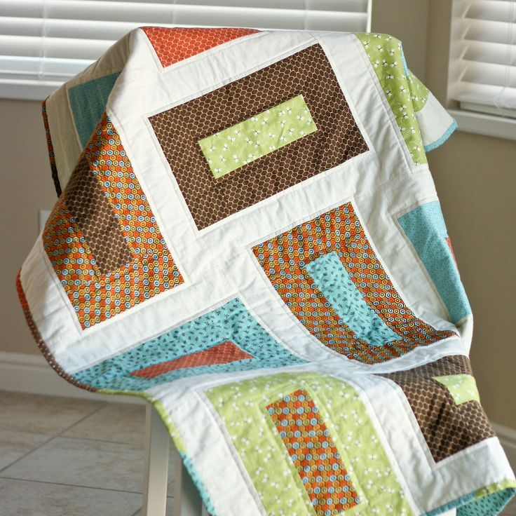 Free Quilt Patterns From Pinterest : Free PDF quilt pattern to print Quilts Pinterest