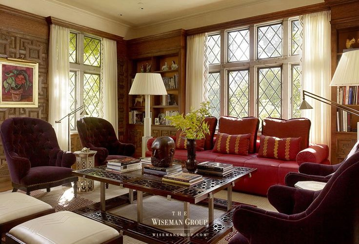 The Wiseman Group Family Room