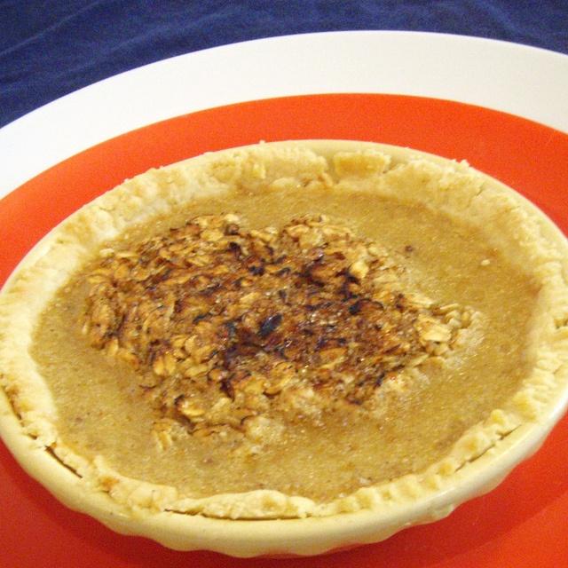 Applesauce-Oatmeal Pie | Fooooooooooood | Pinterest