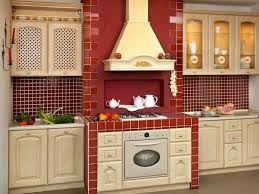 red brick tile various kitchen backsplashes pinterest
