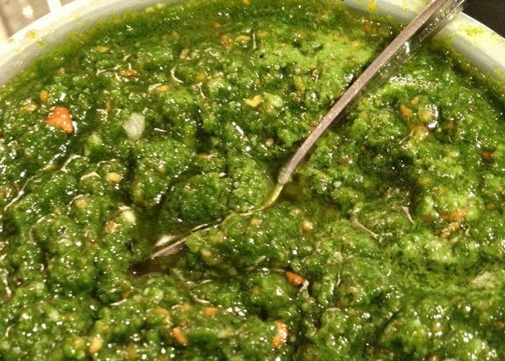 nettle pesto | Amazing Food/Side Dishes | Pinterest