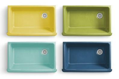 sink-colors-jonathan-adler-kohler - I want all of them except the ...