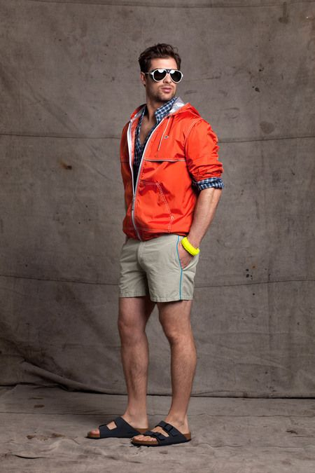 Gant by Michael Bastian Spring 2013. Awesome, as always.