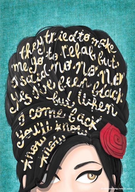 """Rehab,"" Amy... Amy Winehouse Rehab"