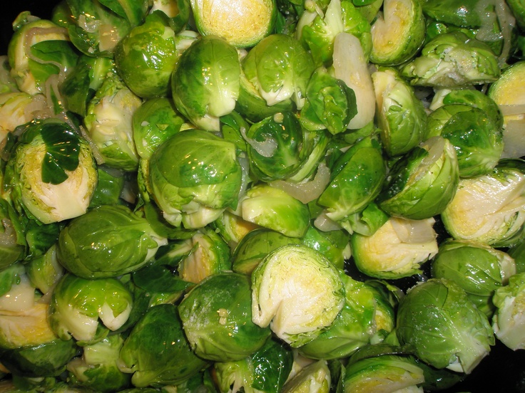 Grilled brussel sprouts   yummy   Pinterest