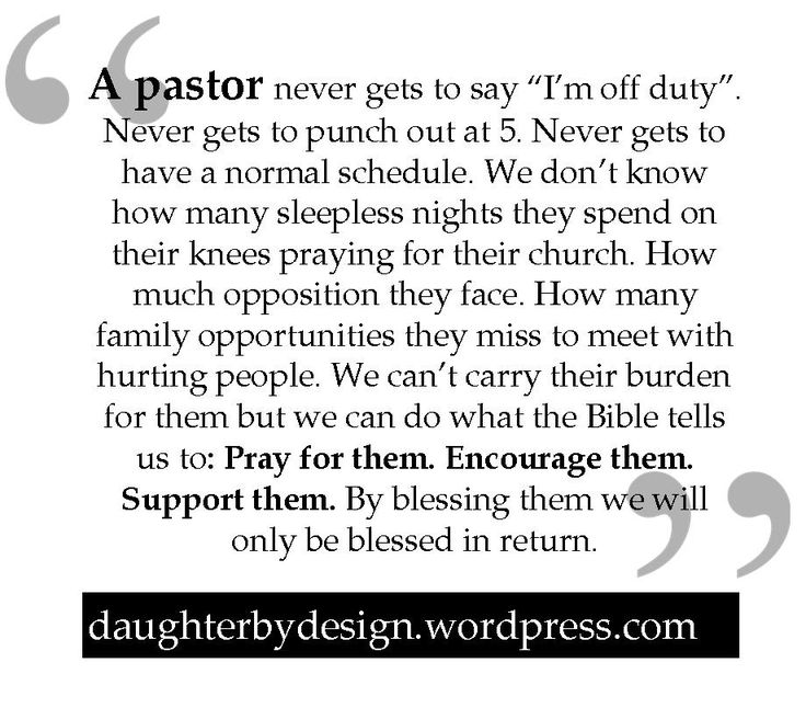 Pray For Your Pastor Quotes. QuotesGram