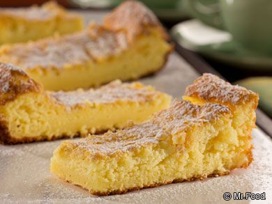Lighter Lemon Bars | Our low-fat dessert bars are made from sugar-free ...