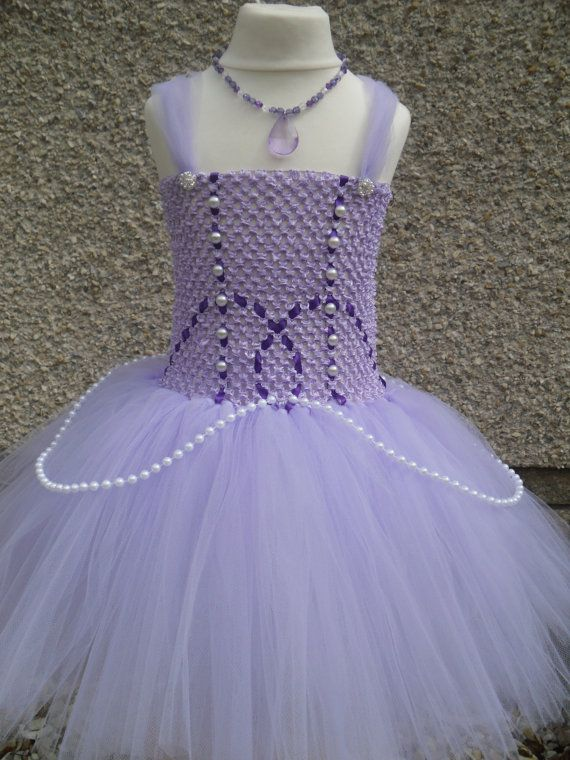 princess sofia tutu dress.