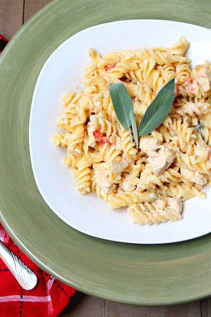 gorgonzola chicken pasta | I LOVE FOOD!!!