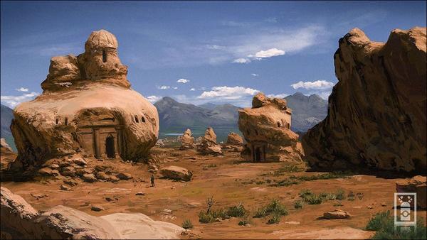 Desert palaceDesert Palace