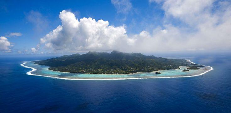 Rarotonga Island Cook Islands