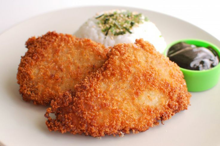 Tonkatsu (Japanese Pork Cutlet) | Recipe