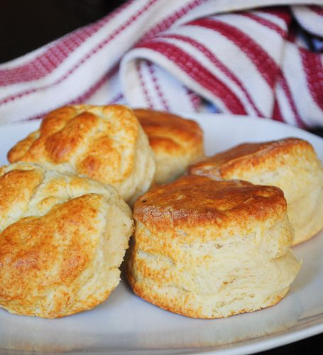 Flaky Buttery Biscuits | My Guilty Pleasures | Pinterest