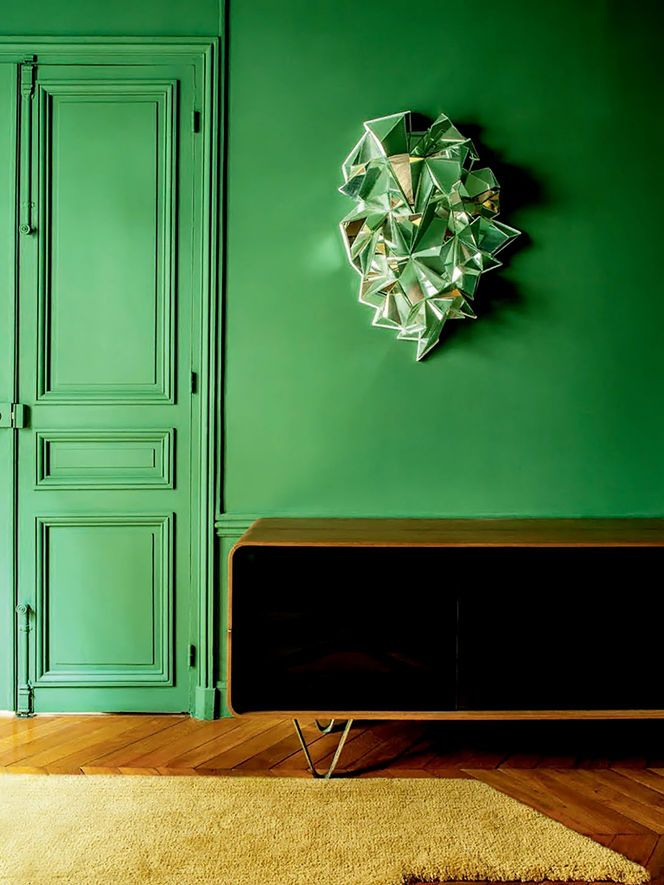 regardsetmaisons avec le vert quoi. Black Bedroom Furniture Sets. Home Design Ideas