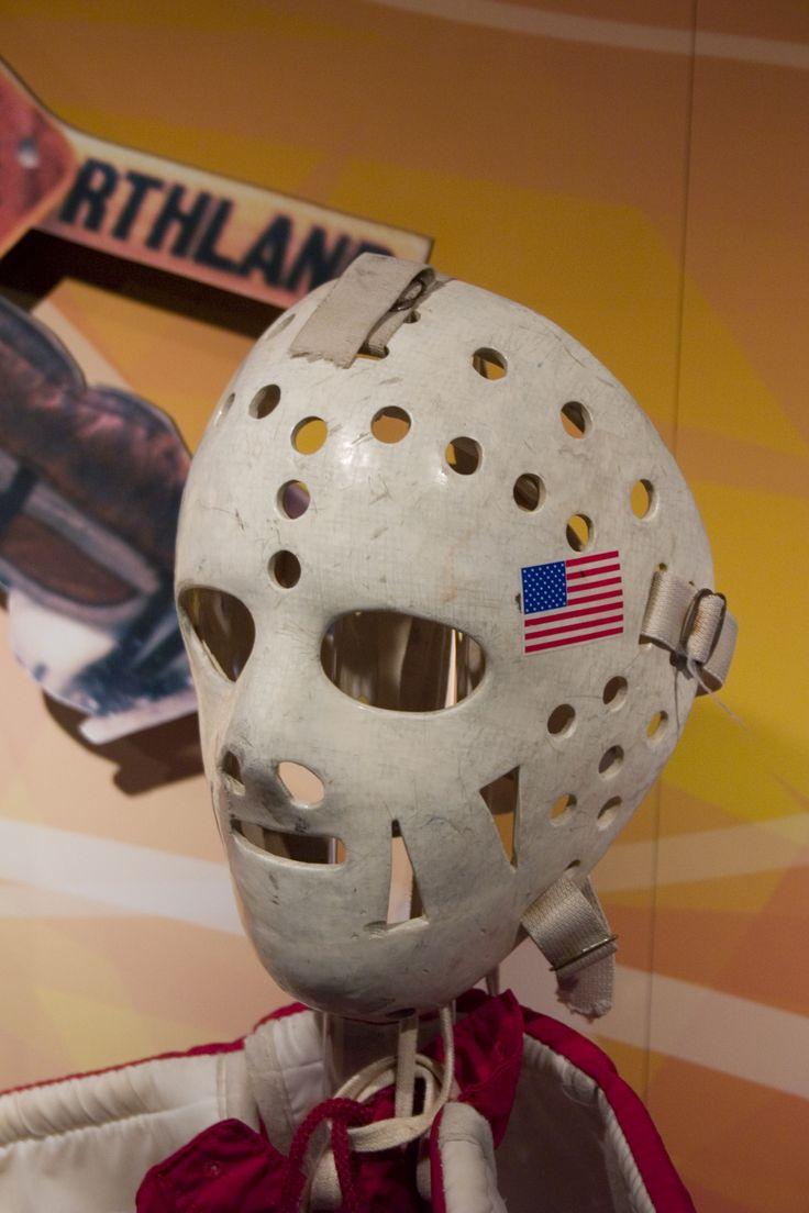 Jim Craig 1980 Olympic MaskJim Craig Mask