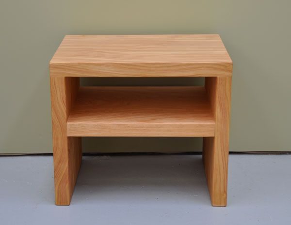 Bedside Table Diy Wood Projects Pinterest