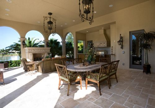 Wood Outdoor Kitchens in Cape Coral  Outdoor Living  Pinterest