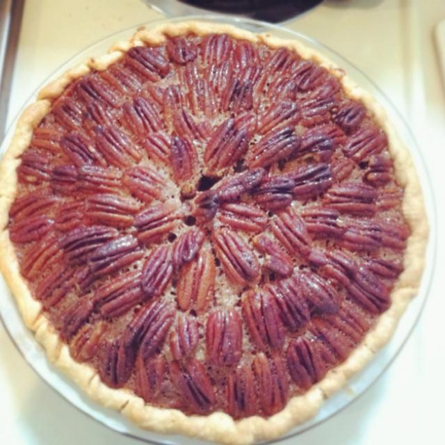 Pecan pie | complete with sea salt. | Pinterest