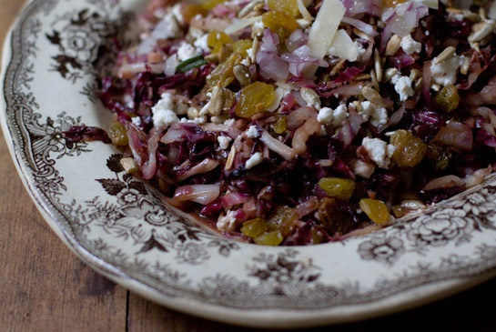 Tassajara Warm Red Cabbage Salad Recipe from 101 cookbooks. very good ...