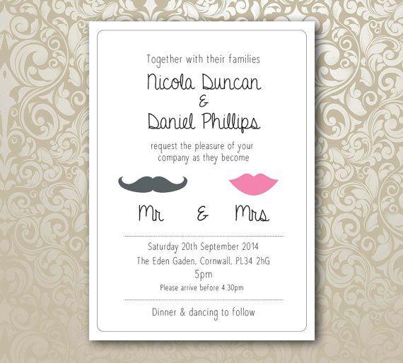 Wedding Invitations Etsy is luxury invitations sample
