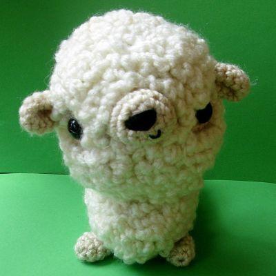 Crochet Amigurumi Sheep Pattern : Amigurumi Sheep crochet pattern - PDF Digital Download