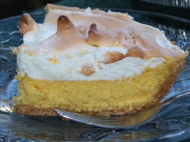 Easy Enough Creamy Lemon Meringue Pie | Recipe